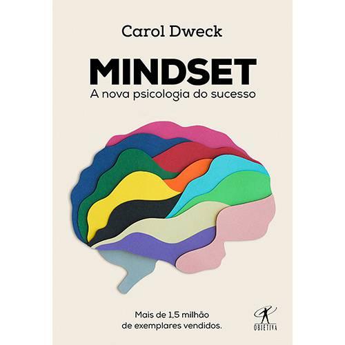 livro de empreendedorismo Mindset A nova psicologia do sucesso - Carol Dweck