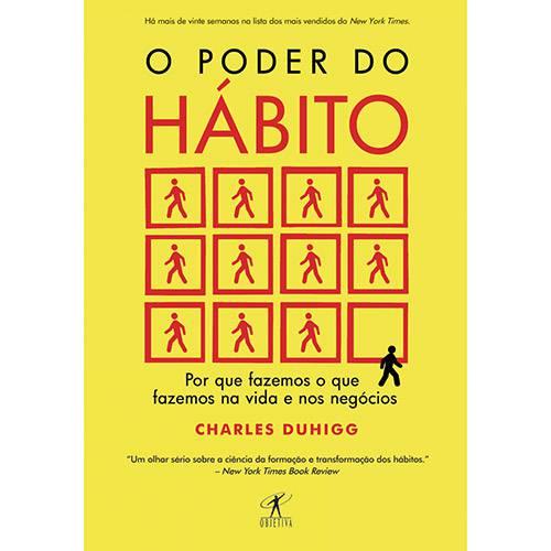 livro de empreendedorismo O poder do hábito - Charles Duhigg