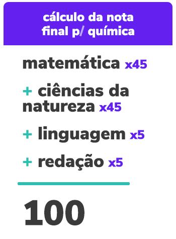 Cálculo da nota final para química - universidade de coimbra - Portugal
