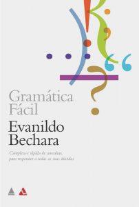 capa do livro gramática fácil Evanildo Bechara