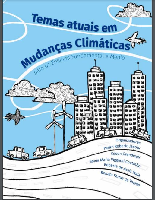 Temas atuais em mudanças climáticas - livros para o enem