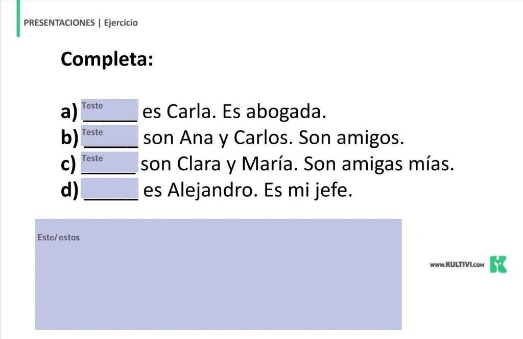 imagem demonstrativa apostila meus registros de espanhol - klubi