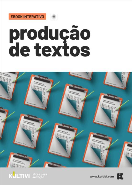 Correção da redação do enem - ebook sobre produção de textos