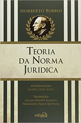 livro Teoria da Norma Jurídica - Norberto Bobbio