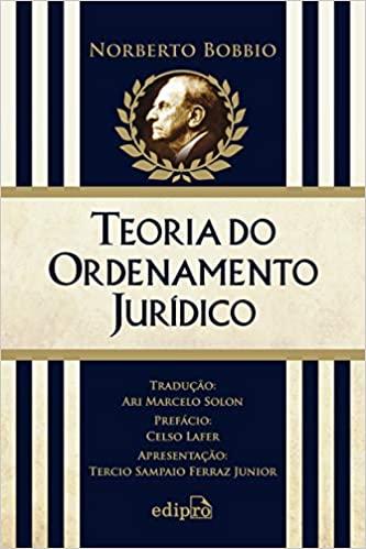 Livro Teoria do Ordenamento Jurídico - Norberto Bobbio