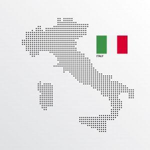origem da lingua italiana