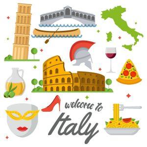 Curso de italiano gratuito